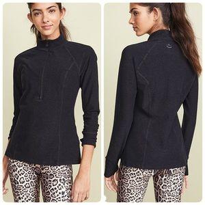 Beyond Yoga Half Zip Spacedye Pullover Sweater